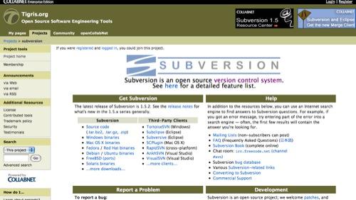 Os 6 melhores controle versões OpenSource